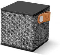 Fresh 'n Rebel Rockbox Cube Fabriq (Schwarz, Grau)