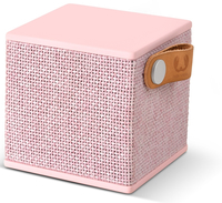 Fresh 'n Rebel Rockbox Cube Fabriq (Pink)