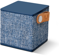 Fresh 'n Rebel Rockbox Cube Fabriq (Indigo)