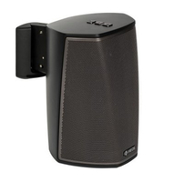 SoundXtra SDXDH1WM1012 Lautsprecher Halter (Schwarz)