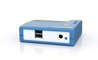 SEH myUTN-55 Wireless LAN Blau, Weiß Druckserver (Blau, Weiß)