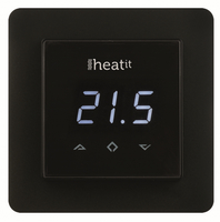 Fibaro HEAE5430498-B Thermostat (Schwarz)