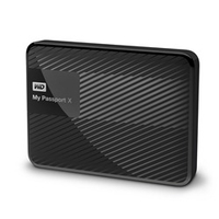 Western Digital My Passport X 3TB (Schwarz)