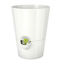 EMSA 514244 Weiß Intelligenter Pflanztopf (Weiß)