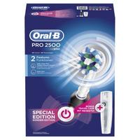 Oral-B PRO 2500 (Schwarz, Weiß)
