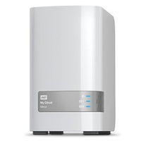 Western Digital My Cloud Mirror Gen 2 12TB (Grau, Weiß)
