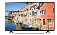 "LG 79UF8609 79"" 4K Ultra HD 3D Kompatibilität Smart-TV WLAN Silber LED TV (Silber)"