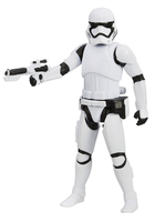 Jakks   First Order Stormtrooper Toy action figure Star Wars (Schwarz, Weiß)