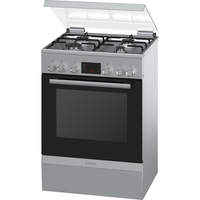 Bosch HGD745250 Küchenherd & Kocher (Edelstahl)