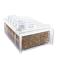 EMSA SPICE BOX BBQ (Transparent, Weiß)