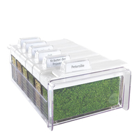EMSA SPICE BOX Herbs (Transparent, Weiß)