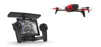 Parrot Bebop 2 + Skycontroller (Schwarz, Rot)