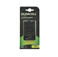 Duracell DRN5823 Innenraum Schwarz Ladegerät für Mobilgeräte (Schwarz)