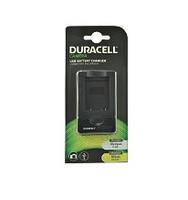 Duracell DRO5840 Innenraum Schwarz Ladegerät für Mobilgeräte (Schwarz)