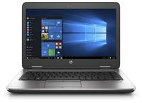 HP ProBook 640 G2 Notebook-PC (ENERGY STAR) (Schwarz, Silber)