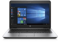 HP EliteBook 840 G3 Notebook-PC (ENERGY STAR) (Schwarz, Silber)