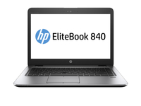HP EliteBook 840 G3 Notebook-PC (ENERGY STAR) (Schwarz, Silber)