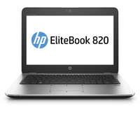 HP EliteBook 820 G3 Notebook-PC (ENERGY STAR) (Silber)