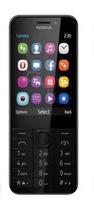 """Nokia 230 DS 2.8"""" Grau, Silber (Grau, Silber)"""