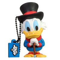 Tribe Disney Uncle Scrooge 8GB 8GB USB 2.0 Multi USB-Stick (Mehrfarbig)