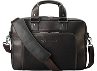 HP Elite Top Load Colombian Leather Case (Braun)