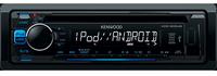 Kenwood KDC-200UB car media receiver (Schwarz)