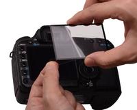 Rollei 25019 Bildschirmschutzfolie (Transparent)