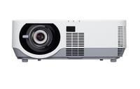 NEC P502H 4000ANSI Lumen DLP 1080p (1920x1080) 3D Desktop-Projektor Weiß (Weiß)