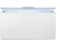 AEG A63700HLD0 Truhe Freistehend Weiß A++ 368l (Weiß)