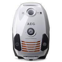 AEG APF6111 Zylinder-Vakuum 3.5l 700W A Schwarz, Weiß (Schwarz, Weiß)