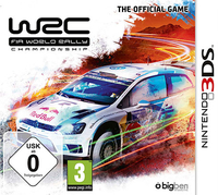 Bigben Interactive WRC FIA World Rally
