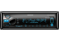 Kenwood Electronics KDC-X5000BT Auto Media-Receiver (Schwarz)