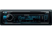 Kenwood Electronics KDC-300UV car media receiver (Schwarz)