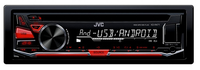 JVC KD-R471E car media receiver (Schwarz)