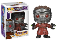 FUNKO Pop! Marvel: Guardians of the Galaxy - Star Lord Collectible figure Marvel: Guardians of the Galaxy (Mehrfarben)