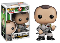 FUNKO Pop! Movies: Ghostbusters - Dr. Peter Venkman Collectible figure Ghostbusters (Mehrfarben)