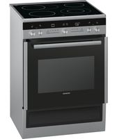 Siemens HA854580 Küchenherd & Kocher (Edelstahl)