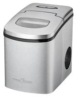 ProfiCook   PC-EWB 1079 Eiswürfelmachine (Silber/Schwarz)