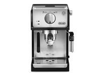 DeLonghi ECP 35.31 Freistehend Halbautomatisch Espressomaschine 1.1l 2Tassen Schwarz, Metallisch Kaffeemaschine (Schwarz, Metallisch)