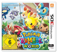 Nintendo Pokémon Rumble World
