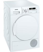 Siemens WT43W260 A++ Freistehend 7kg Front-load Weiß Wäschetrockner (Weiß)