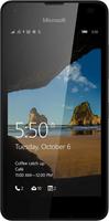 Microsoft Lumia 550 8GB 4G Schwarz (Schwarz)