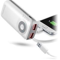 Cellular Line Freepower Dual 5200 (Weiß)