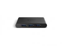 Sitecom USB 3.0 Fast Charging Hub 4 Port (Schwarz)