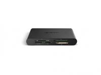 Sitecom USB 2.0 Memory Card Reader (Schwarz)