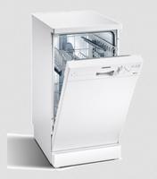 Siemens SR24E206EU Freistehend 9Stellen A Weiß Spülmaschine (Weiß)