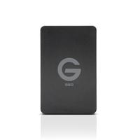 G-Technology G-DRIVE ev RaW 500GB Schwarz Externe Festplatte (Schwarz)
