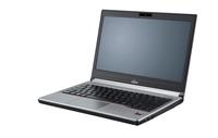 "Fujitsu LIFEBOOK E736 Rot, Silber 2.6GHz 13.3"" 1920 x 1080Pixel i7-6600U 4G 3G (Rot, Silber)"