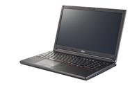 """Fujitsu LIFEBOOK E556 Schwarz, Rot 2.3GHz 15.6"""" 1366 x 768Pixel i5-6200U (Schwarz, Rot)"""