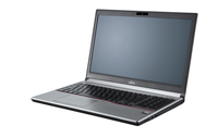 "Fujitsu LIFEBOOK E756 Rot, Silber 2.6GHz 15.6"" 1920 x 1080Pixel i7-6600U 4G (Rot, Silber)"